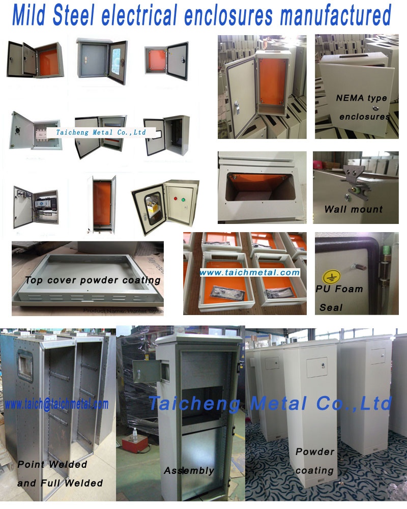 Best Bolted Assembly Type Cantilever Control Panel Boxes ...