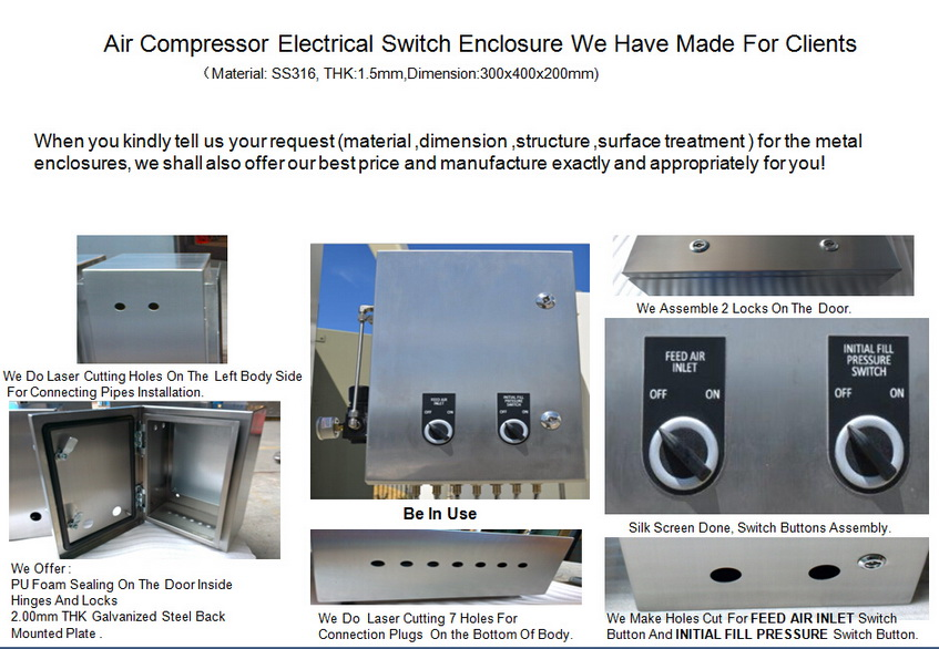 Air Conditioner Compressor Systems Frequency Transforming Cabinets