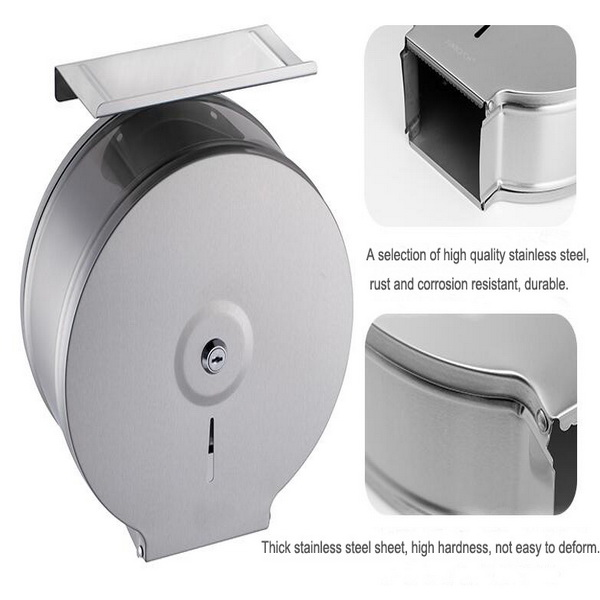 304 wall mounted roll dispenser
