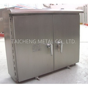 Outdoor Electric Control Panel Cabinets