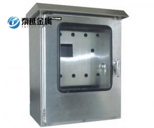 Stainless Steel Waterproof Power Distribution Panel Boxes