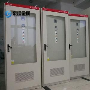 Low Voltage Electric Control Panel Cabinets