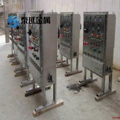 IP55 IP65 Flameproof Structure Vertical Cabinets