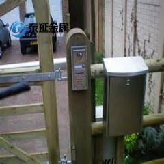 Stainless Steel Enclosures For Gates Automation Systems