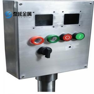 Flameproof Structure Sheet Metal Electrical Panel Cabinets