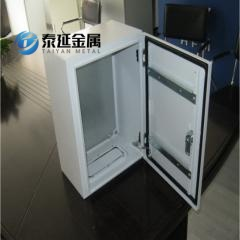 Sheet Metal Electronic Control Cabinets Customized