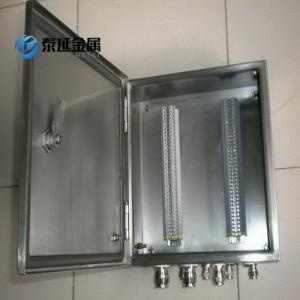 Electric SS Enclosures With Cable Seal Gland