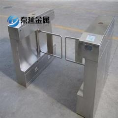 Stainless Steel 304 Swinging Gates Housing Made