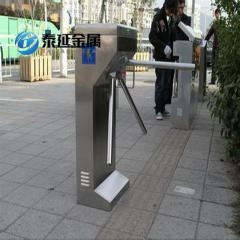 Tripod Turnstiles Stainless Steel Boxes