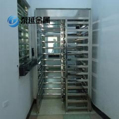 Fence SS 304 Transfer Turnstile Gates