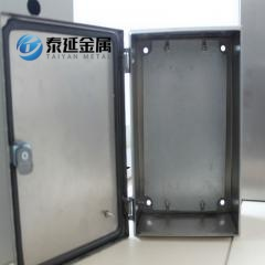 Zinc Back Mounting Plates Electrical Enclosures