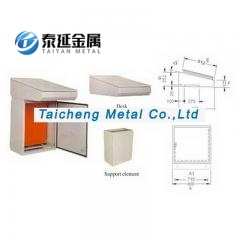 Electrical Power Control Operation Cabinets