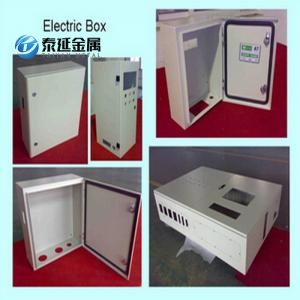 Customized Electric Cabinets And Enclosures