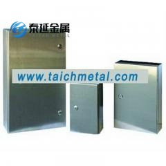 Brushed Stainless Steel Power Electrical Enclosures