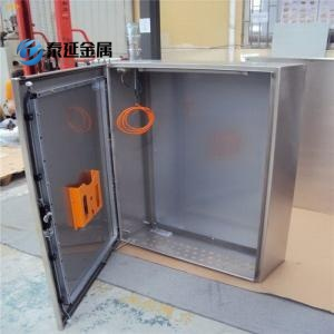 Outdoor Sheet Metal Stainless Steel Enclosures