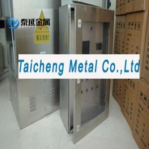 IP66 Inner Door Stainless Steel Enclosures