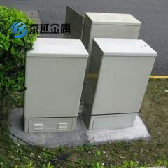 Fiber Optic Cross Outdoor Electrical Cabinets