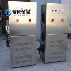 Ozone Generator Systems Cabinets Custom