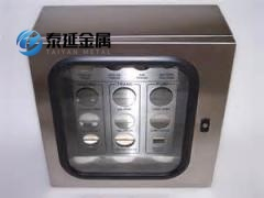 OEM Stainless Steel Power Distribution Panel Boxes
