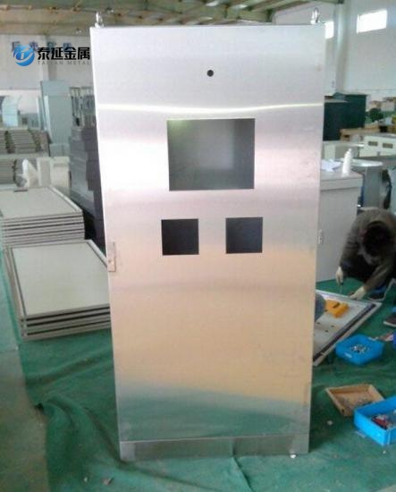 Stainless Steel Electrical Power Supply Cabinets