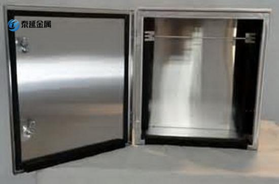 Stainless Steel Electrical Outdoor Control Panel Cabinets