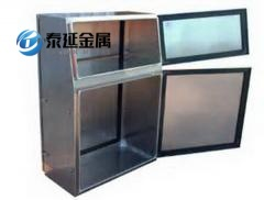 Stainless Steel Outdoor Control Panel Cabinets
