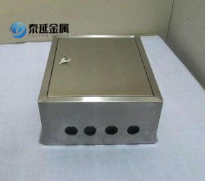 Brushed NEMA Stainless Steel 304 Electrical Enclosures