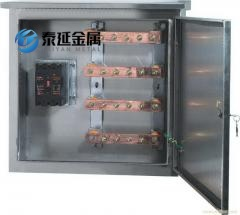 Stainless Steel Control Panel Boxes Processed