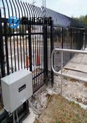 Slide Gates Opener Carbon Steel Covers