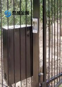 Stainless Steel Gates Operator Covers Made
