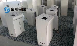 Electric Double Doors Control Consoles Boxes
