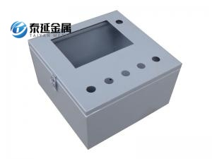 Sheet Metal Powder Painting Electric Enclosures