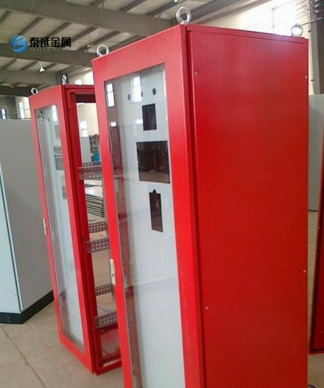 Rittal Type Custom Control Panel Cabinets