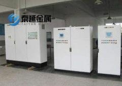 Sheet Metal Fabricated Power Electric Cabinets
