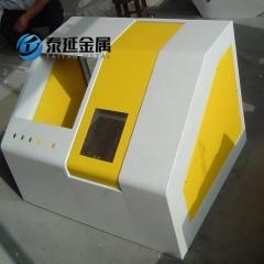 Precision Sheet Metal Electric Control Cabinets