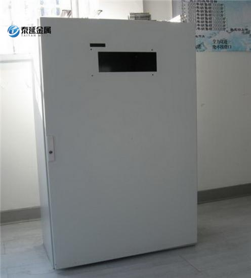 Carbon Steel Electrical Control panel Cabinets