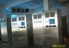 Stainless Steel Electric Distribution Control Boxes
