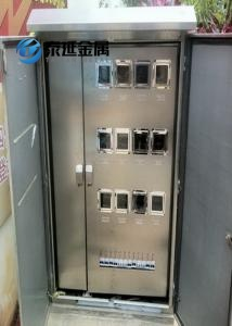 Double LayerS Doors Meter Electric Cabinets