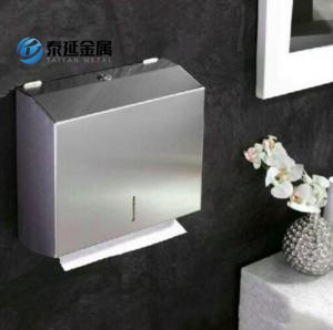 Various Styles Of Washroom accessory SS304 toilet towel dispenser, paper towel dispenser