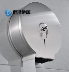 Various Styles Of SS304 toilet roll tissue dispenser fabricated, single roll SS304 paper towel dispenser