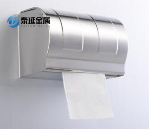 SS304 bathroom roll holder dispenser
