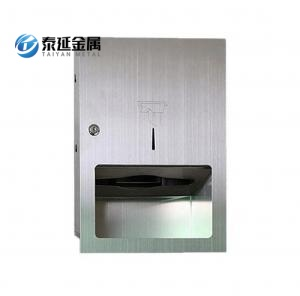 Various Styles Of Wall mounted  SS304 toilet tissue dispenser, paper towel dispenser