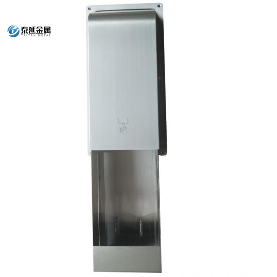 Wall mounted SS304 soap dispenser