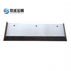 Recessed security console box satin finish